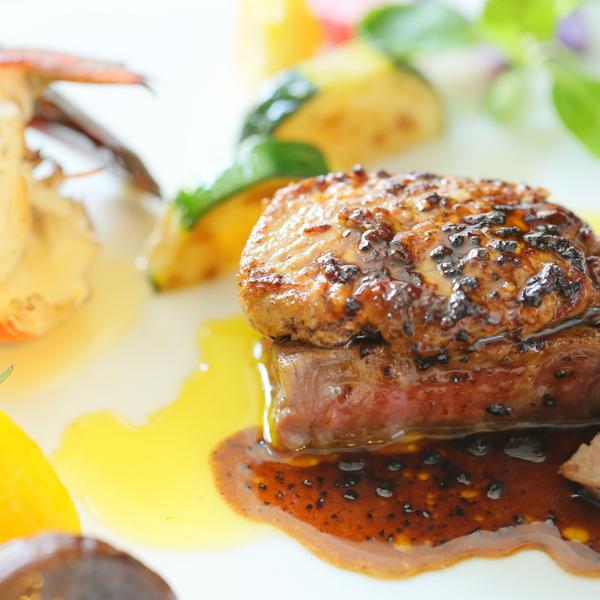 【料理】満足度No.1黒毛和牛&フォアグラ試食*豪華特典フェア