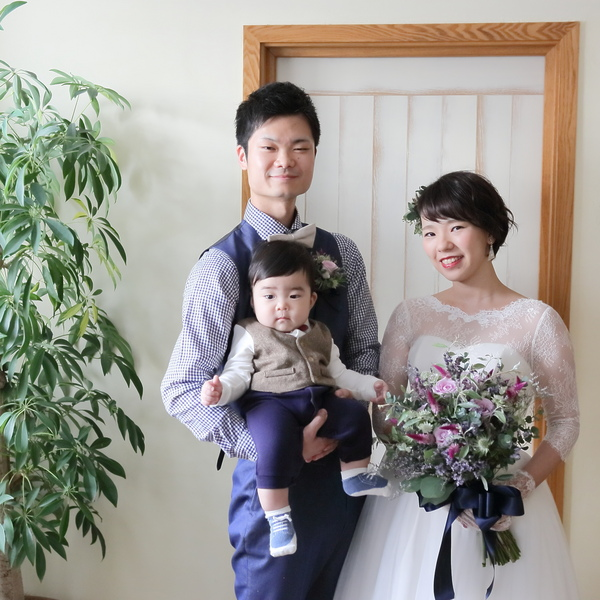 *マタニティ&子連れ婚応援!*時短で結婚式準備も安心フェア